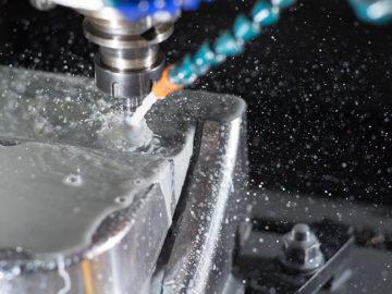 CNC drilling